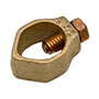 Bronze Ground Rod Clamp